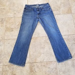 Old Navy Jeans - Old Navy Good Condition Diva Boot Cut Blue Jeans